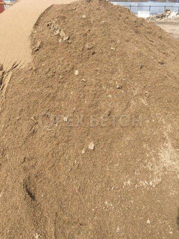 купить песок щебень