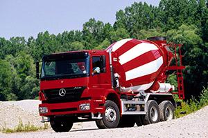 Арендовать бетононасос с водителем