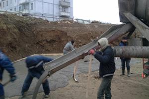 Заказать бетон киржач бетон решил